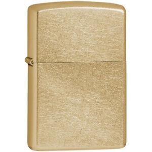 Zippo Classic Gold Dust Pocket Lighter