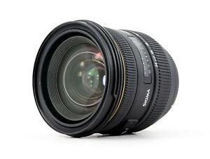 Sigma 24-70mm f/2.8 EX DG HSM, Canon EF Fit