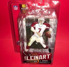 2006 McFarlane NFL Matt Leinart  Arizona Cardinals White Jersey