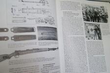 MILITARIA KARABINER 98K 1934 1945 ALLEMAGNE LAW GUERRE WWII 1995 ILLUSTRATIONS