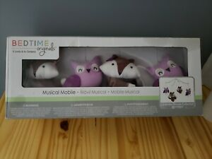 BEDTIME Originals Lavender Woods Collection Musical Mobile Lambs & Ivy Company