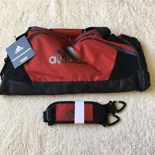 Adidas Team Issue II Medium Duffel Bag Red Black New With Tags