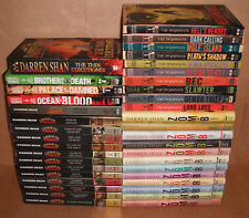 Darren Shan Collection of 39 Books
