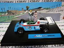 voiture altaya IXO 1/43 diorama MICHEL VAILLANT : INDY SPECIAL n°48
