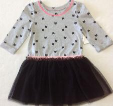 New HALLOWEEN size 3T Circo Cat Kitty Dress Tutu with Glitter