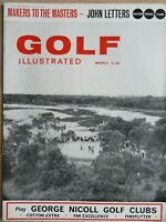 Woodhall Spa Golf Club Golf Illustrated Magazine 1967 English AmatChampionship