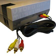 VGM NES AV Cable Simulated Stereo Audio Video TV Cord Original Nintendo System