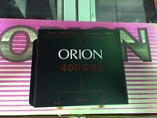 ORION 400 BDG AMPLIFIER BRIDGING MODULE BRAND NEW RARE OLD SCHOOL ITEM!