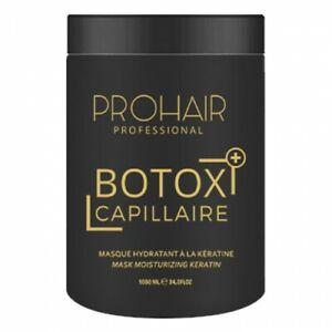 Botox Capillaire Plus ProHair Profesionnal 1000ml à la Kératine et Aloe Vera Neu