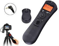 Wireless Timer Remote Shutter Release Control f Canon 80D 1100D 650D 700D 1300D