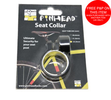 Pinhead Frame Seat Post Clamp Collar Only 34.9mm With 31.8mm Inner Collar