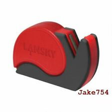 Lansky Sharp'n Cut 2 in 1 Tool Red and Black # Scut Brand New