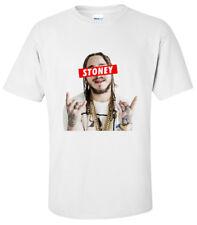 SHIRT POST MALONE STONEY HIP HOP T-Shirt SMALL,MEDIUM,LARGE,XL