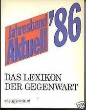 Verschiedene Autoren - Jahresband Aktuell '86