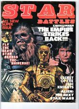 WoW! Star Battles #3 The Empire Strikes Back! Battlestar Galactica! Star Trek!