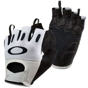Oakley Men's Factory Road 2.0 Cycling Gloves - White