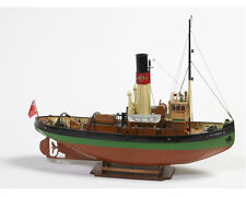 """Beautiful, brand new model ship kit by Billing boats: the """"St Canute Tugboat"""""""