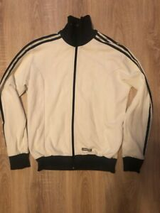 Adidas Herren Trainingsjacke Jacke Retro Vintage original Firebird Top Zustand