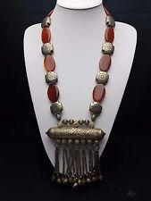 Kette Jemen Silber Necklace Orient Rar selten Sanaa Orientel art Arab Arabien