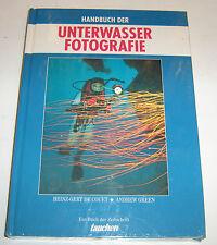 Handbuch der Unterwasserfotografie - Ein Buch der Zeitschrift Tauchen