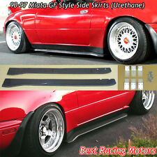GF Style Side Skirts (Urethane) Fits 90-97 Miata