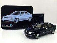 Lancia Lybra Berlina Blu - Black 1:43 Scale Die Cast Model Car New TIN BOXED