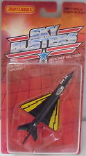MJ7 Matchbox - 1989 Canadian Skybusters - Military - #01/12 M1G21