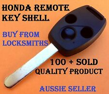 HONDA 3 Button Replacement Remote Key Shell Accord CIVIC Element Pilot ODYSSEY