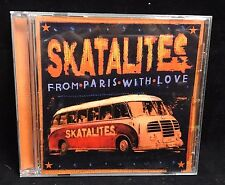 The Skatalites- From Paris With Love CD