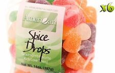84oz Gourmet Style Bags of Delicious Classical Spice Drops [5 1/4 lbs.]