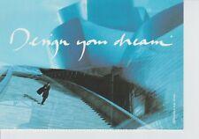 Carte  publicitaire  -Image Cerruti (format carte postale)
