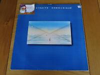 DIRE STRAITS - COMMUNIQUE (1979 LP) RECORD VINYL MARK KNOPFLER