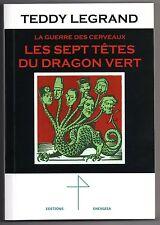 Les Sept têtes du dragon vert - Papus - Philippe de Lyon - Services secrets