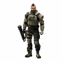 """McFarlane Toys ACTIVISION CALL of DUTY  Donnie Walsh RUIN  7"""" Action figure NEW!"""