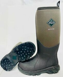 NEW Muck Arctic Pro Bark Extreme Ice Fishing Hunting Boots Mens sizes size 6-15