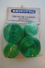 Vintage NOS Classic 70's Benotto Professional Green Bar tape for Cinelli Bars