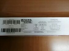 ELETTRODI  ELETTRODO BASICI SALDATURA 3,2X450 CF. 55pz E7018-1H4 VANDAL LINCOLN