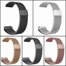 Milanese Armband 18/ 20/ 22 mm für Samsung S2/S3 Classic/Frontier/Galaxy Watch