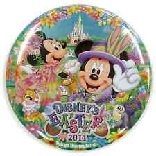 Disney Mickey Mouse Mickey mouse CAN BADGE 8.5cm Metal Toy Anime 42