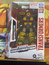 BRAND NEW 2020 Transformers Netflix War For Cybertron Trilogy AutoBot Impactor