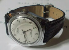 Timex Viscount automatic water resistant men's 1981 watch 3131 10781 Works great
