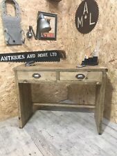 Industrial Up-Cycled Desk / Dressing Table