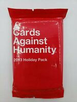 NEW Cards Against Humanity 2013 Holiday Expansion Pack Factory Sealed CAH