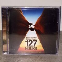 Factory Sealed 127 Hours Motion Picture Soundtrack by A.R. Rahman CD