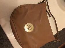 Ladies Tan Handbag/Holdall
