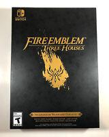 Fire Emblem Three Houses Seasons of Warfare Edition (Nintendo Switch) - NEW
