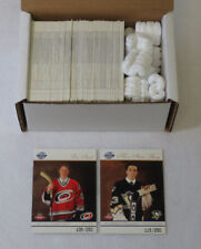 2003-04 Pacific Supreme Hockey Blue Parallel Set (1-140) Fleury Staal