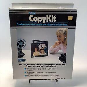 Vintage Sima Video Album Copy Kit Model SVC-VA, never used, Free shipping
