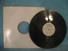 Tony! Toni! Tone!, Revival, The Blues, Test Pressing Hub Servall Record Mfg Corp