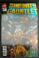 Guardians of the Galaxy #146 LENTICULAR VARIANT 3D Infinity Gauntlet
